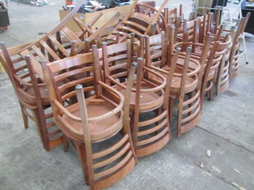 Cafe chairs catering GoodStuffFactory