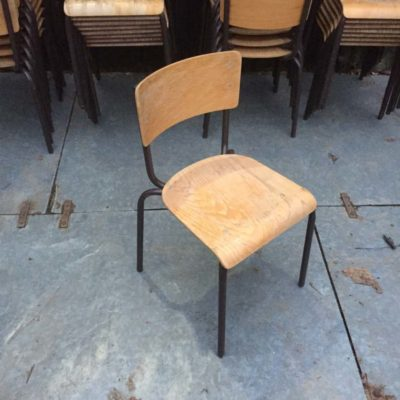 Escursioni Canteen Chaises Brune Marrone QUADRETTATURA