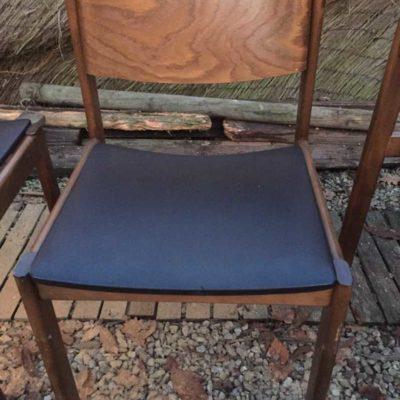 teakhouten stoelen uit het Noorden