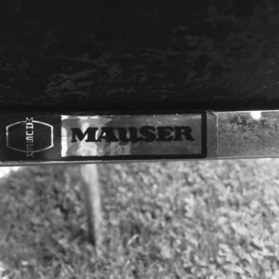 nga raima rero maroke i hangaia e Mauser