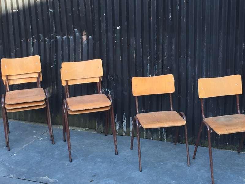 Industriele Vintage Stoelen.Industriele Vintage Stoelen The Good Stuff Factory