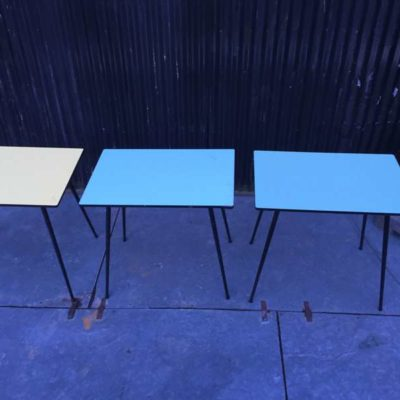 OBUMEX formica launi Tables vintage retro brocante_GoodStuffFactory