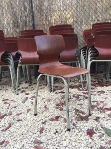nyolz plywood school chairs brown frame_GoodStuffFactory