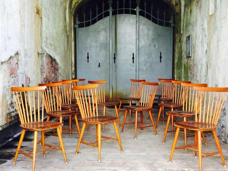 Design Pastoe Stoelen : Spijlen stoelen cees braakman voor pastoe the good stuff factory
