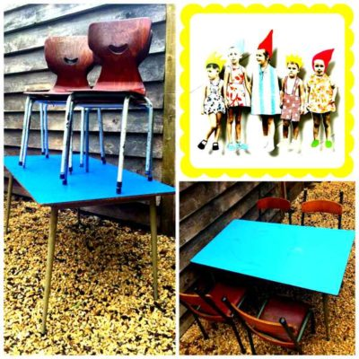tubax kids enfants kinderen little vintage knutselhoek retro brocante GoodStuffFactory