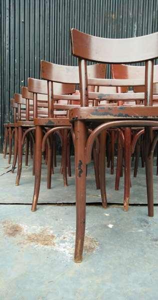 Beroemd Bar-barista-Café stoelen - The Good Stuff Factory &AW43