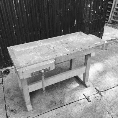 WERKBANK little vintage hofmann hammer werk kinder GoodStuffFactory
