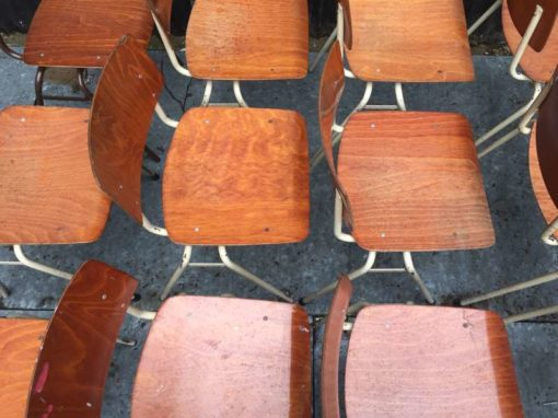 pagholz pagwood obo eromes marko retro vintage stoel chaise brocante GoodStuffFactory