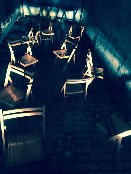 Vouwstoelen Te Koop.Houten Klapstoelen Voor Terras Pop Up Foodtruck Ook Per Stuk