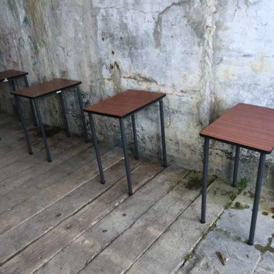 tafel table horeca barista brasserie koffiebar vintage retro FORMICA GoodStuffFactory