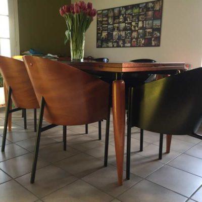 Philippe Starck Stoel chair Costes driade loft Office Desk industriel vintage retro_GoodStuffFactory