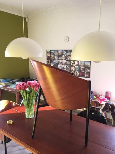 Philippe Starck Design Stoelen.Kafa Na 6 Philippe Stark Costes Kujeru Da Kuma Teburin Dandalin