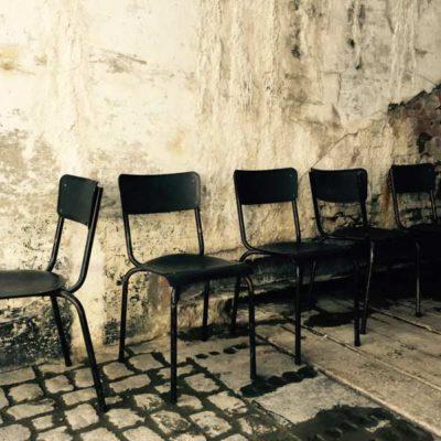 black zwart noire HORECA meurop terras terasse kantine cafe industriel vintage retro_GoodStuffFactory