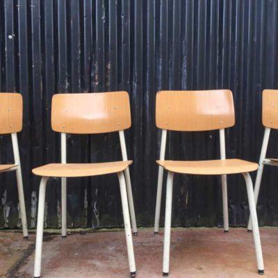 obo eromes plywood wit industrial vintage retro stoel stuhl stolar_GoodStuffFactory