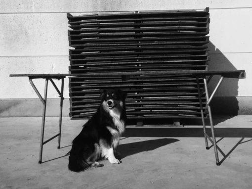 Horeca vintage retro stoer vintage salvage industrieel tafel table pliante klap stapel_GoodStuffFactory