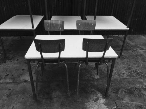 kantine horeca vintage retro stoer industrial formica tafel table_GoodStuffFactory