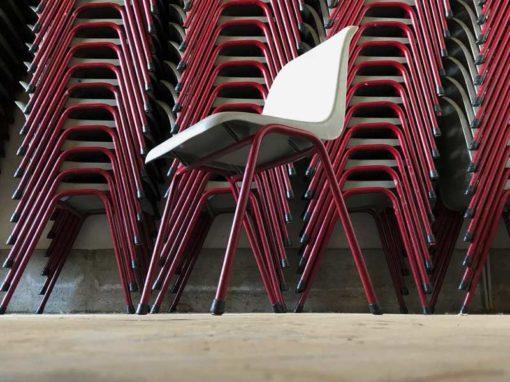 Sedie Depoca : Grande terreno di sedie d epoca di mensa interni ed esterni