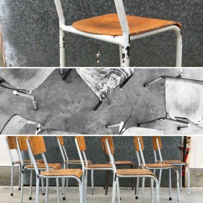 vintage retro industrial stoel_thegoodstufffactory