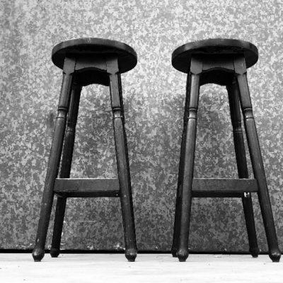 kruk stolar tabouret vintage