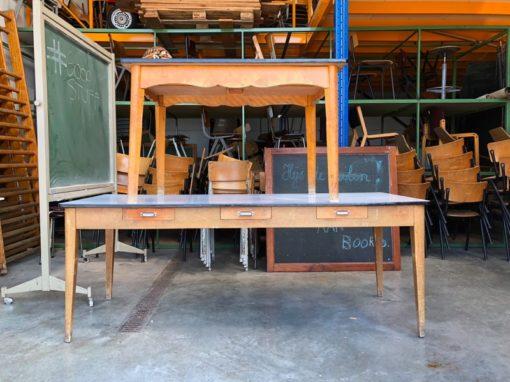 tafel table formica vintage cafe keuken cuisine