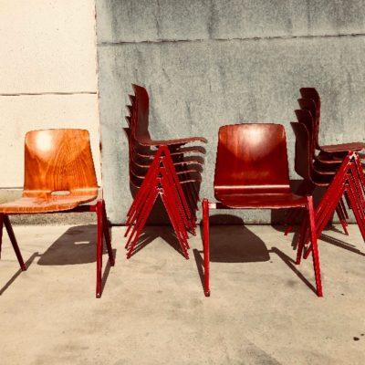 Galvanitas S22 dutch vintage stolar stuhl_thegoodstufffactory