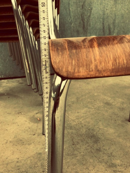 chaise stoel kantine industrial horeca vintage retro cool_thegoodstufffactory_be