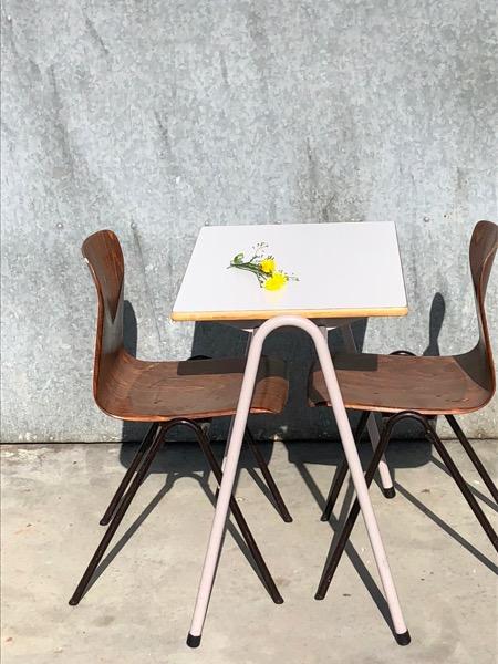 vintage horeca tafel retro_thegoodstufffactory