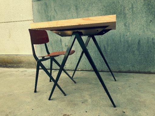 HORECA table tafel Galvanitas design hospitality_thegoodstufffactory_be