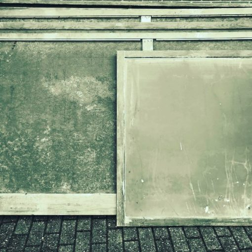 blackboard krijtbord vintage schoolbord_thegoodstufffactory_be