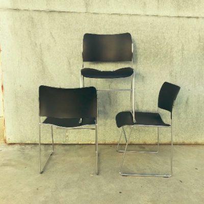 david rowland 40-4 chair stoel stuhl denmark vintage retro design_thegoodstufffactory_be