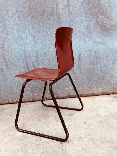 galvanitas S23 sledestoel chaise empilable industrial antiques_thegoodstufffactory_be