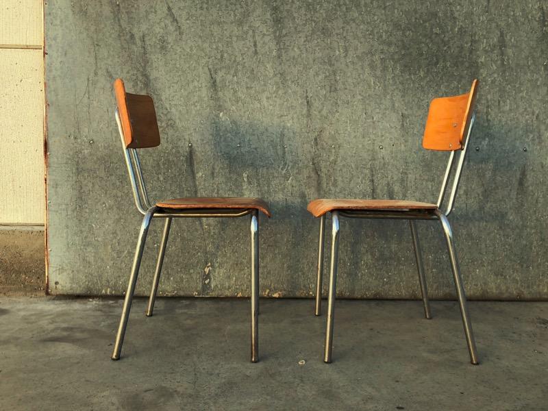 Stoer Industriele Eetkamerstoelen : Stoere industriële stoelen met verfijnde vormen the good stuff