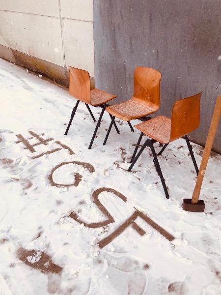 Galvanitas S30 chaise chair vintage industrial horeca_thegoodstufffactory_be