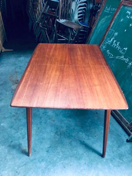 Vintage Van Teeffelen dutch table tafel netherlands design_thegoodstufffactory_be