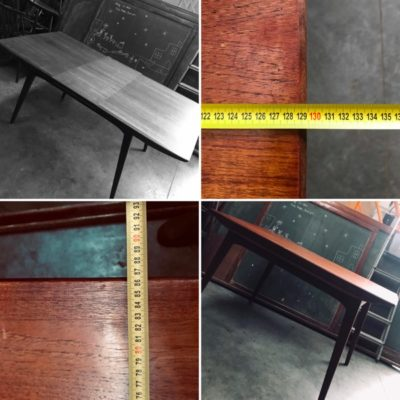 Vintage Van Teeffelen dutch table tafel netherlands design_thegoodstufffactory_be