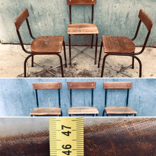 Vintage kantine TUBAX retro industrial style 50's_thegoodstufffactory_be