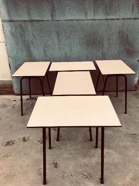 horeca kantine tafels tables vintage industrial antiques_thegoodstufffactory_be