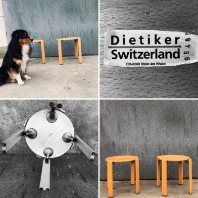 tabourets stool stuhl kruk tabourets Dietiker design Bruno Rey era Eames Pantone Jean Prouvé_thegoodstufffactory_be