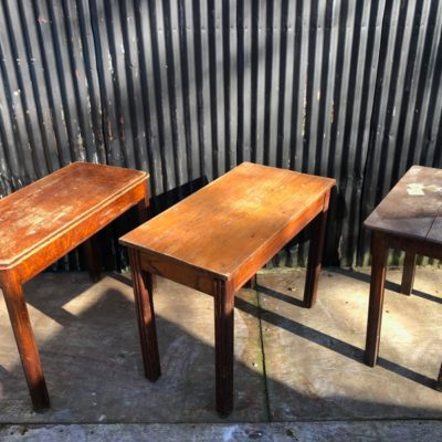 industrial antique cafe table horeca_thegoodstufffactory_be