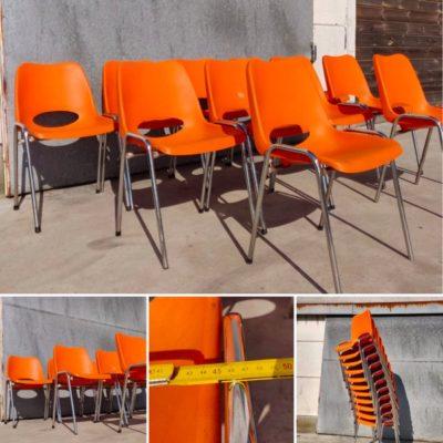 terras horeca chaise stoel orange oranje_thegoodstufffactory_be
