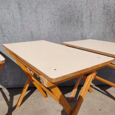 terras horeca table pliable plooi buiten exterieur vintage retro_thegoodstufffactory_be