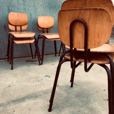 willy van der meeren jean stuyvaert stoelen chaises chairs tubax industrial antiques_thegoodstufffactory_Be
