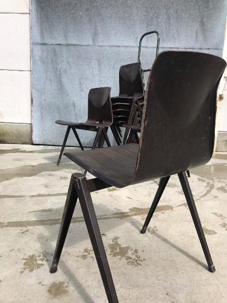 galvanitas S22 chaise paris chine du jour industrial antiques real vintage_thegoodstufffactory_be
