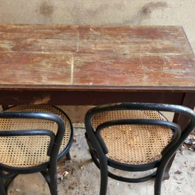 oud cafe horeca tafels bistro_thegoodstufffactory_be