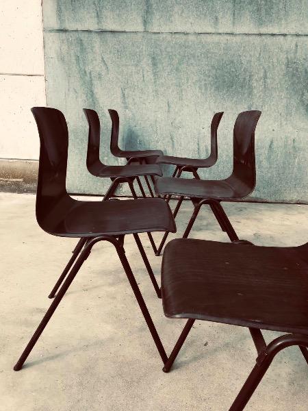 GALVANITAS S25 stoelen zwart noir ebène_thegoodstufffactory_Be