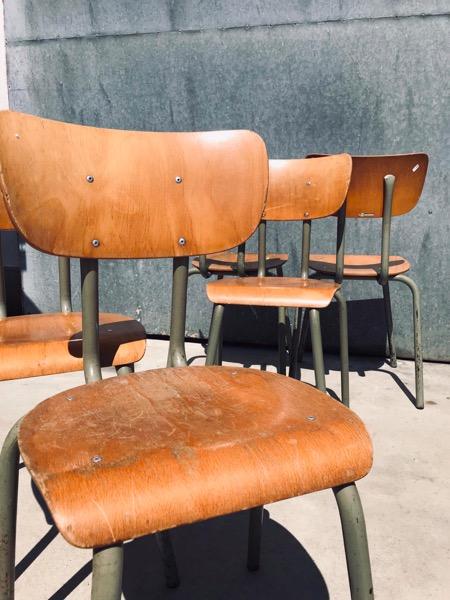 Tubax horeca vintage stoel chaise_thegoodstufffactory_be