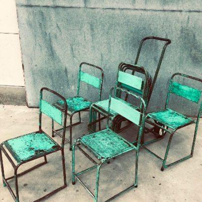 aluminium outdoor stoelen voor thuis of horeca pop-up_thegoodstufffactory_be