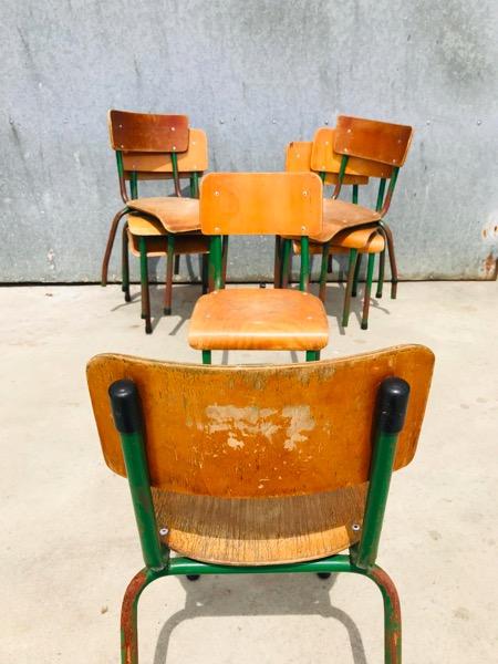 kind kids vintage stoel chaise-THEGOODSTUFFFACTORY-BE