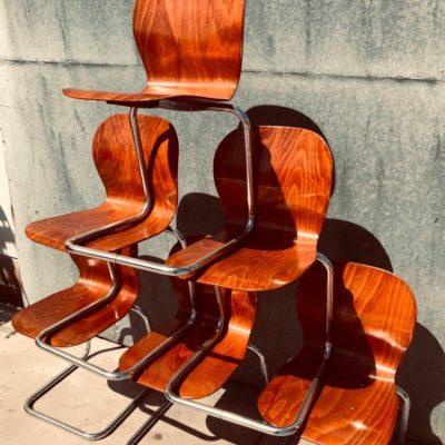 nEUWIEDER Schulmöbel vintage pagwood_thegoodstufffactory_be