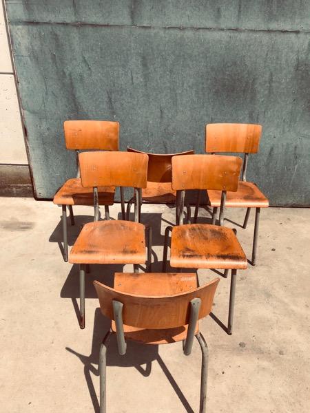 TUBAX STOEL industrial topper vintage retro_thegoodstufffactory_Be